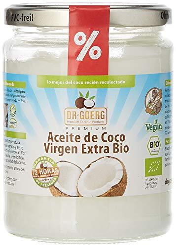 Dr. Goerg Aceite de coco PREMIUM Bio - 400 ml.
