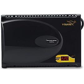 V Guard TV Stabilizer Crystal Plus Smart  3Ampier  for LED/3D/Smart TV upto 47 inch