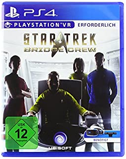 Star Trek Bridge Crew - Playstation VR - [Playstation 4] - [PSVR] (B01LVVFB3K)   Amazon Products