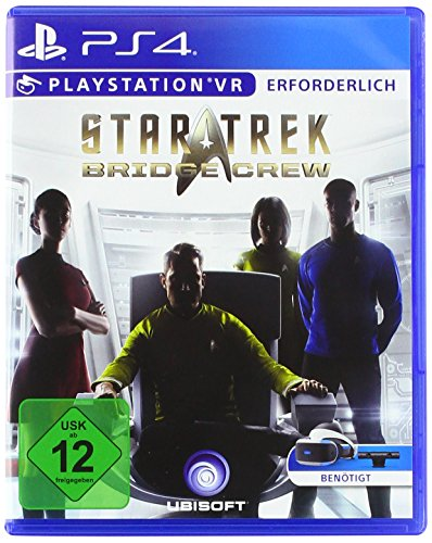 Star Trek Bridge Crew - Playstation VR - [Playstation 4] - [PSVR] (Das Beste Von Star Trek)