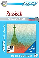 Russisch ohne Mhe heute. Multimedia-PC. Lehrbuch + CD-ROM [import allemand]