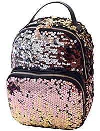 dd68823c604a9 Suchergebnis auf Amazon.de für  Pailletten Rucksack  Koffer ...