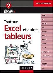 Tout sur Excel et autres tableurs