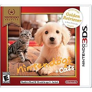 Nintendogs + Cats – Golden Retriever + New Friends (Nintendo 3DS) by Nintendo