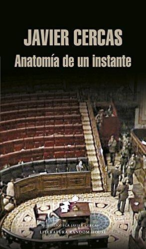 Anatomía de un instante por Javier Cercas