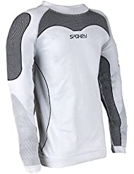 Spokey Potencia Mounter LTWT Camisa Manga Larga Para Niños Gobi, invierno, niño, color gris, tamaño 12 - 15 Jahre