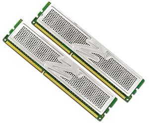 """OCZ 3P13334GK Platinum DDR3 PC3 10666 Arbeitsspeicher 4GB Kit (2x2GB, 1333MHz, 7-7-7-20, 1,8 Volt - """"R"""")"""