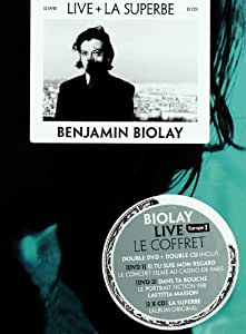 Live + La Superbe (2 DVD + 2CD)