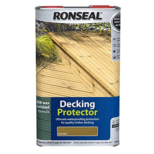 Ronseal Decking Protector - Natural - 5L