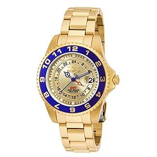 Invicta 18251 Pro Diver  Reloj para Mujer acero inoxidable Cuarzo Esfera champán