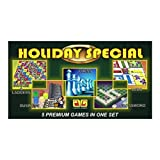Hoilday special (B),Chess Game,Ludo Game,Crossword Game,Ladder Game,Business Game