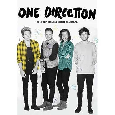 Official One Direction 2016 A3 Wall Calendar (Calendar 2016)