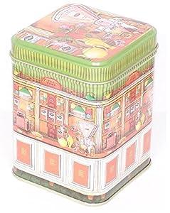 Boîte teashop, boîte à thé, 98x 65x 65