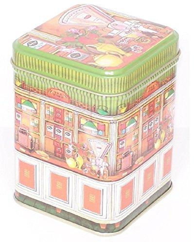 Preisvergleich Produktbild Dose Teashop, Teedose, 98 x 65 x 65