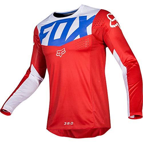 Fox Jersey 360 Kila Blue/Red L
