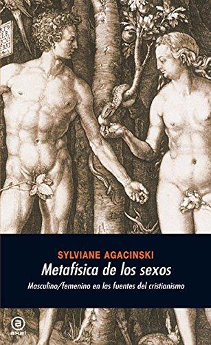 Metafísica de los sexos (Universitaria)