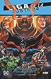 Liga De La Justicia Vol. 10: La Guerra de Darkseid - Segundo Asalto
