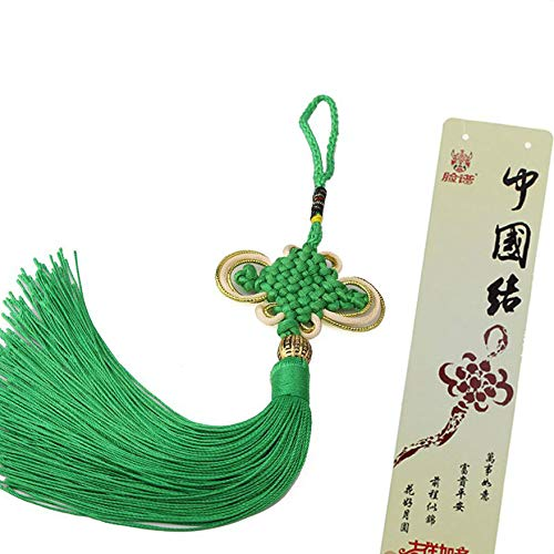 Home Lucky Red Knot Censhaorme Noeud Pendentif Hanger Tassel Bracelet Voiture Decor Chinois O8wPkn0