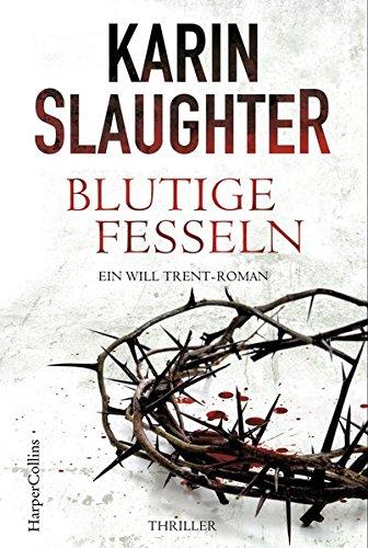 Buchcover Blutige Fesseln (Georgia-Serie)