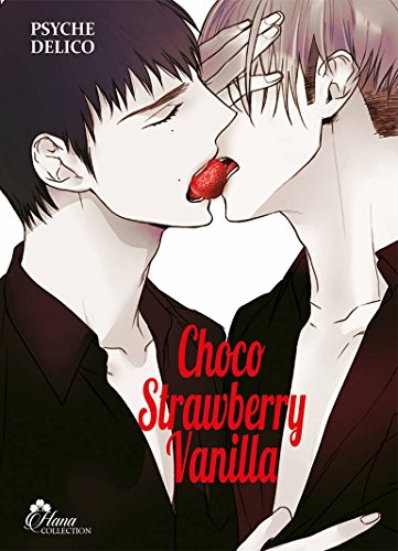 Choco strawberry vanilla par From Boys Love Editions