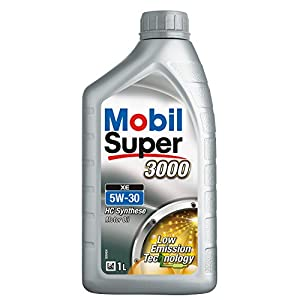 Mobil 050391 Super 3000 XE 5W-30 1 L pas cher