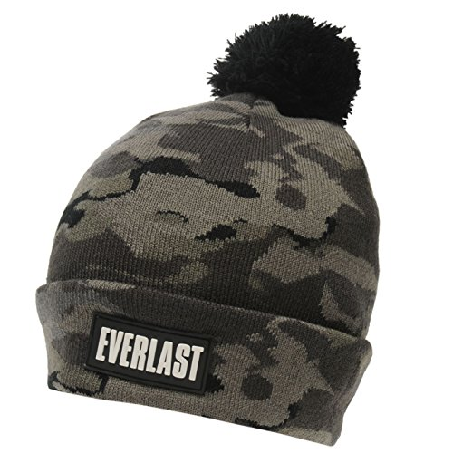 Everlast Unisex Pom Mütze Camo One Size