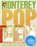 Criterion Collection: Monterey Pop [Blu-ray] [2009] [US Import]