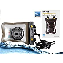 Navitech Black Waterproof Underwater Housing Case / Cover Pouch Dry Bag For The SIGMA dp0 Quattro / SIGMA dp1 Quattro / SIGMA dp2 Quattro / SIGMA dp3 Quattro