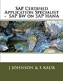 SAP Certified Application Specialist - SAP BW on SAP HANA