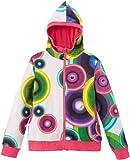 Desigual Mädchen Sweatshirt SWEAT_ALAN, Gr. 104 (Herstellergröße: 4), Mehrfarbig (Azalea 3135)