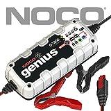 NOCO Genius G7200EU 12V/24V 7.2A UltraSafe Intelligentes Batterieladegerät für Auto, Motorrad und Mehr