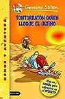 Stilton 23: tontorratón quien llegue el último: ¡Con un manual para sobrevivir en el desierto!: Geronimo Stilton 23 ¡Con un manual para sobrevivir en el desierto!: 1 par Stilton