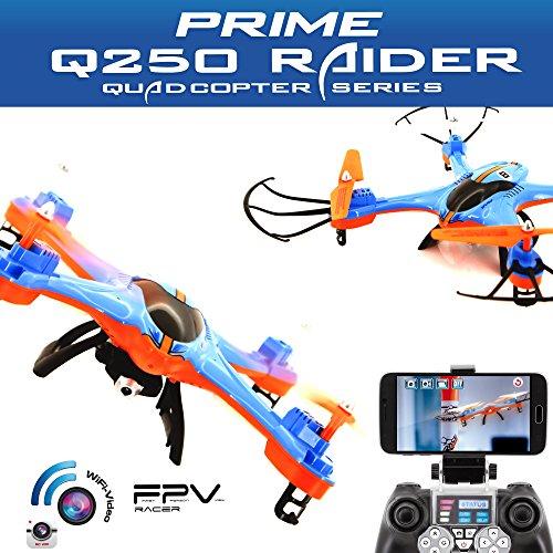 (ACME Quadrocopter zoopa Prime Q250 Raider Wifi)