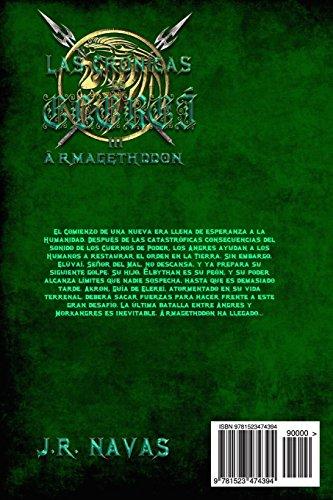 Las Cronicas de Elerei 3: Armagethddon: Volume 3 (Las Crnicas de Elere)