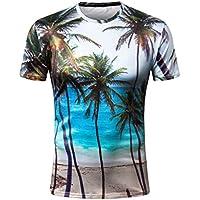 Sommer Herren Shirts Goosun Männer Shirts 3D Drucken Surfen Bademode Bootfahren Oberteile Pyjamas Bademäntel Strand Urlaub Männer Kleidung Blumenshirt Coole Tank Tops Muskelshirt