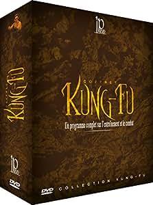Coffret Kung-Fu un programme complet sur l'entraînement et le combat 3 DVD Collection Kung-Fu