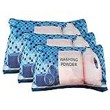 Nostaljia Washing And Laundry Utility Bag Set Of 3
