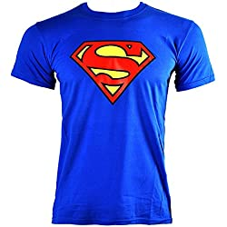 Camiseta DC Comics Superman Emblem (Azul) - medium