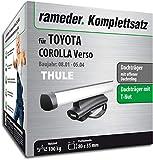 Rameder Komplettsatz, Dachträger ProBar für Toyota Corolla Verso (115526-04854-27)