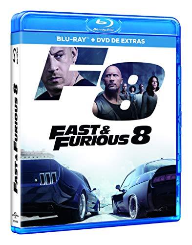 A todo gas 8 (BD + DVD Ex