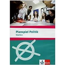 Planspiel Politik: Wahlen. 6.-12. Schuljahr. Lehrer-CD-ROM