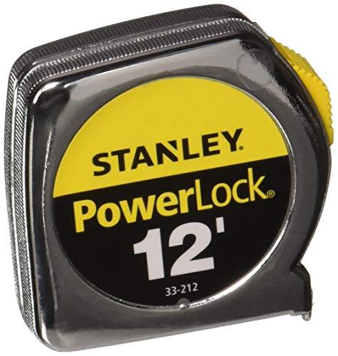 Stanley Tape Rule 1/5,1cm X 12' -