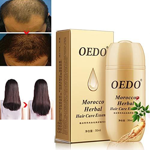 RONSHIN BeautyMisc Herbal Ginseng Hair Care Essence Men Women Hair Loss Treatment Fast Powerful Hair Growth Serum Repair Hair Root
