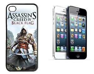 iPHONE 5 COQUE AVEC DESIGN IMPRIMÉ ASSASSINS CREED BLACK FLAG