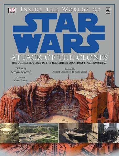 Inside the worlds of Star wars attack of the clones