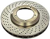 ABS 15808 Bremsscheiben - (Verpackung enthält 1 Bremsscheibe)