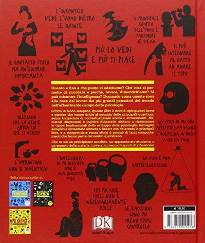 Zoom IMG-1 il libro della psicologia grandi