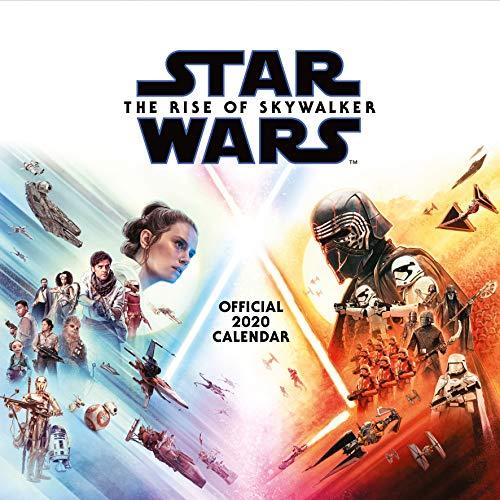 Star Wars: Episode 9 2020 Calendar - Official Square Wall Format Calendar