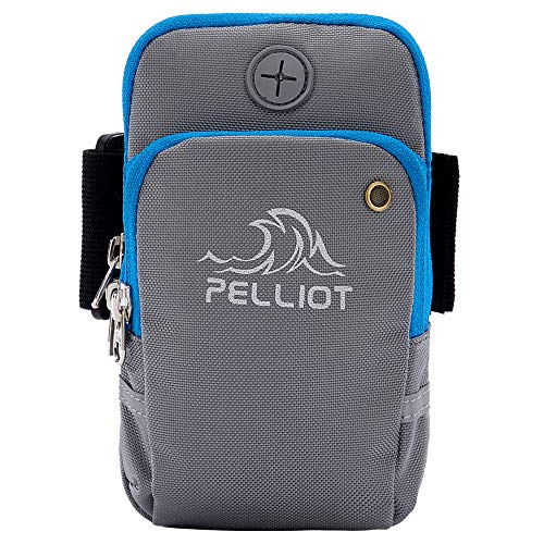 Sportarmband für Frauen-Mens-Telefon-Halter-laufende Arm-Tasche M Size for I Phone7/8/X L Size for I Phone 8/Plus Galaxy note8