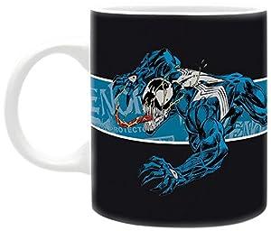 ABYstyle Marvel taza Media Venom Vintage para Adultos, abymug332